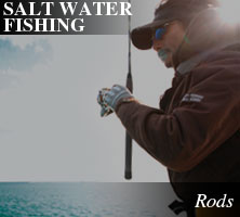 SALT WATER RODS